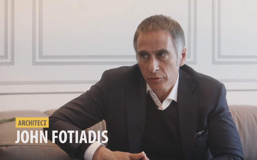 John Fotiadis in Kiev Post interview