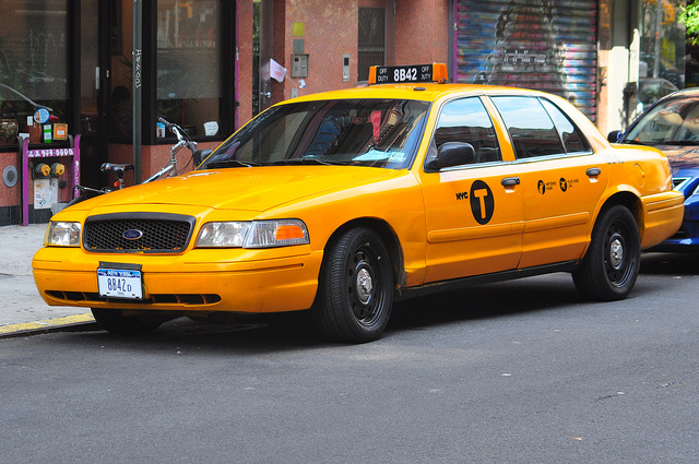 New York City Needs An Iconic Taxi Httpbb Creativecom