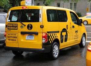 Nissan_NV200_-Taxi_of_Tomorrow-_test_vehicle,_rear