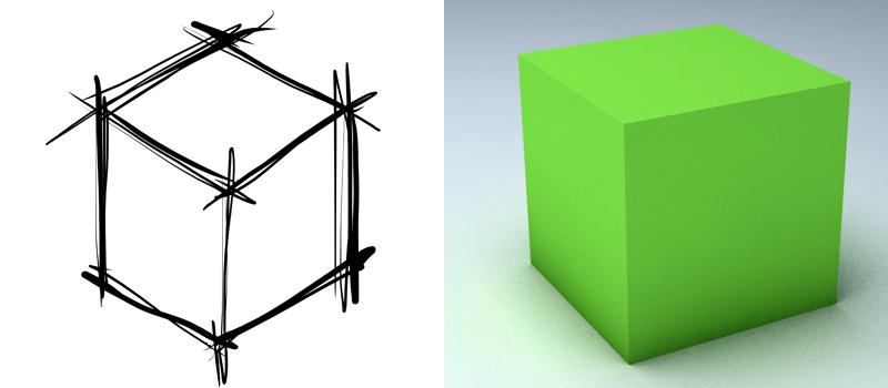 3D as a second language