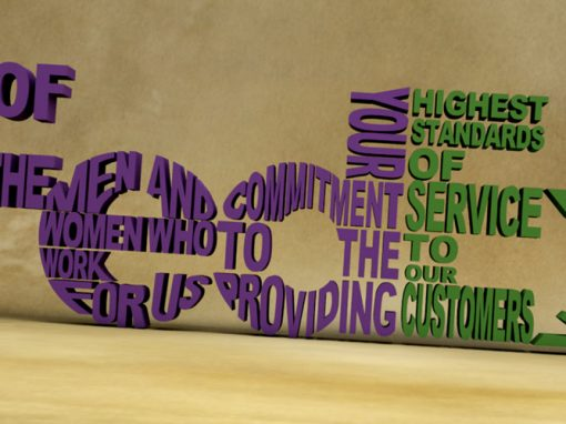 FedEx animated messages